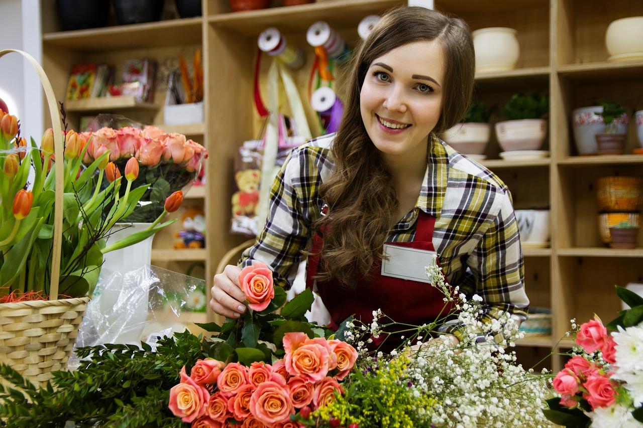 Kwiaciarnie na terenie Polski – kwiaty Kielce. Co oferują kwiaciarnie?